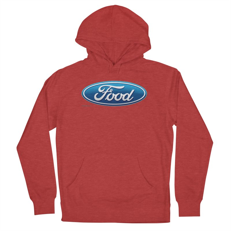 Food Women's French Terry Pullover Hoody by Zachary Knight | Artist Shop