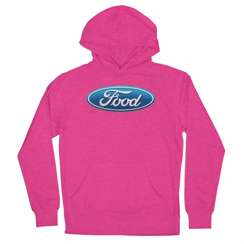 Food Women's Pullover Hoody by Zachary Knight | Artist Shop