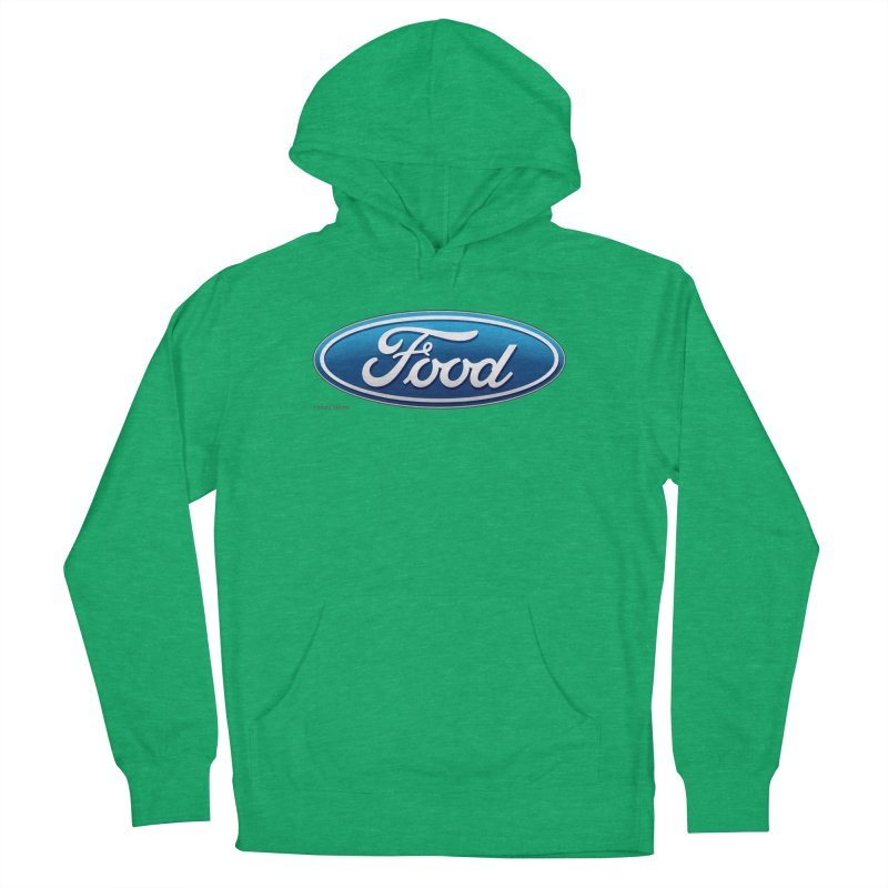 Food Men's Pullover Hoody by Zachary Knight | Artist Shop