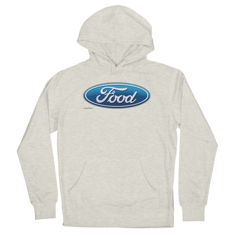 Food Men's French Terry Pullover Hoody by Zachary Knight | Artist Shop