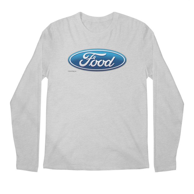 Food Men's Longsleeve T-Shirt by Zachary Knight | Artist Shop