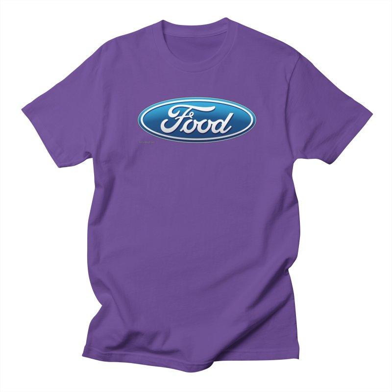 Food Men's Regular T-Shirt by Zachary Knight   Artist Shop