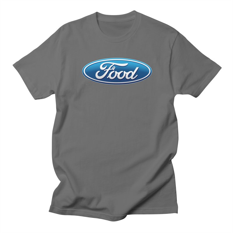 Food Men's T-Shirt by Zachary Knight | Artist Shop