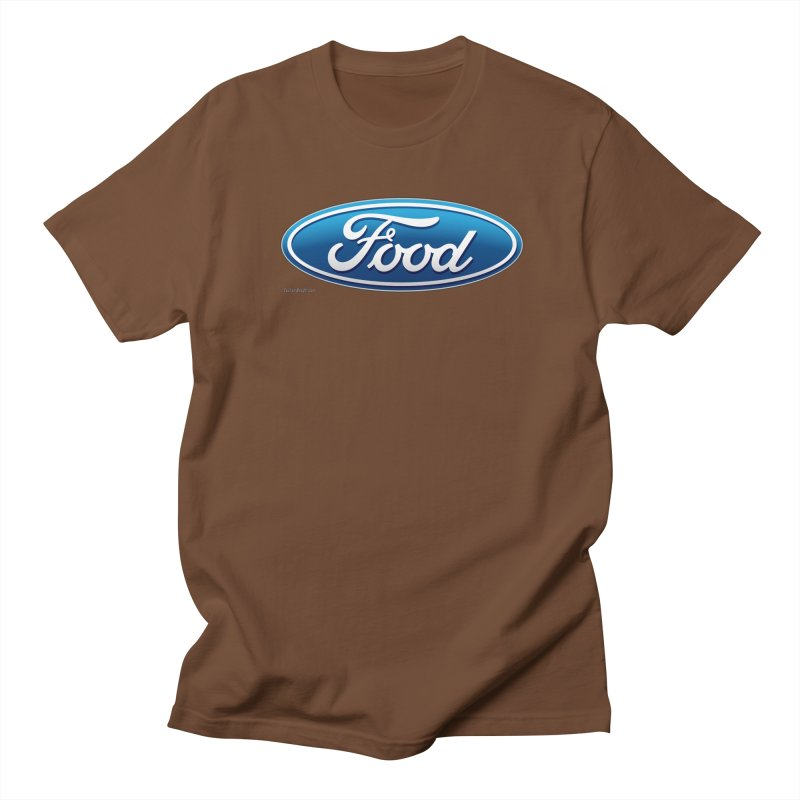 Food Women's Regular Unisex T-Shirt by Zachary Knight | Artist Shop