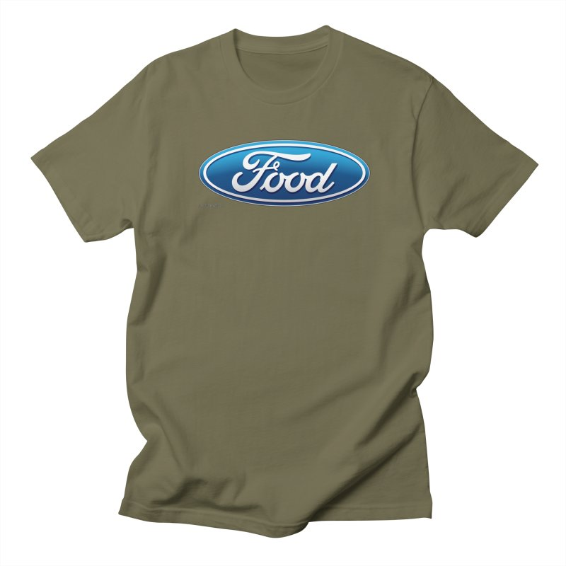 Food Men's Regular T-Shirt by Zachary Knight | Artist Shop