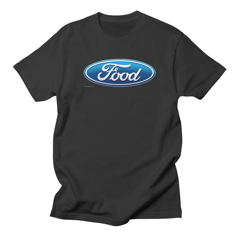 Food Women's Unisex T-Shirt by Zachary Knight | Artist Shop