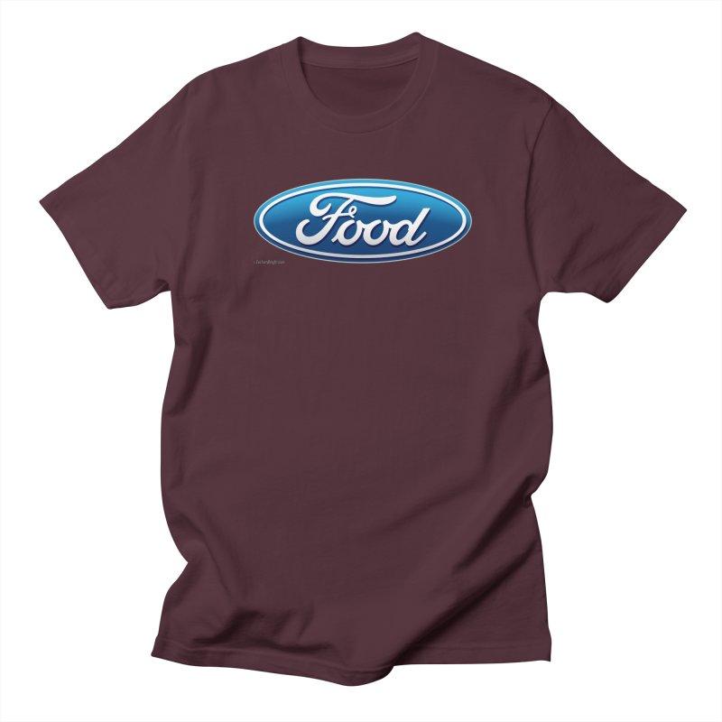 Food Men's Regular T-Shirt by Zachary Knight | Artist Shop