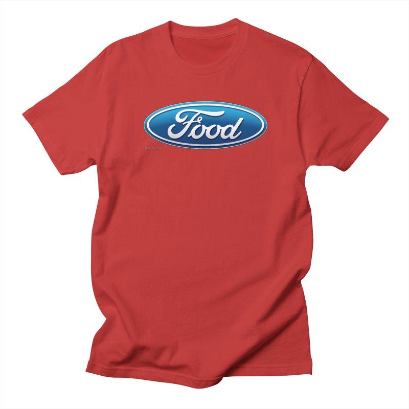 Food Women's Unisex T-Shirt by Zachary Knight | Artist Shop