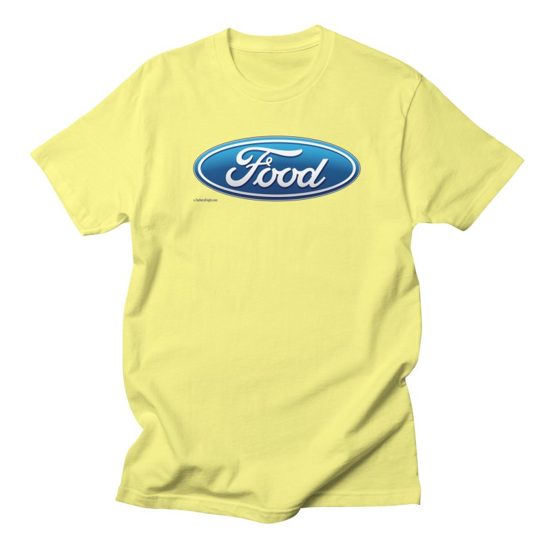 Food Men's T-Shirt by Zachary Knight | Artist Shop
