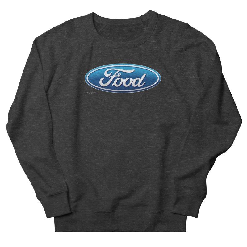 Food Women's French Terry Sweatshirt by Zachary Knight | Artist Shop
