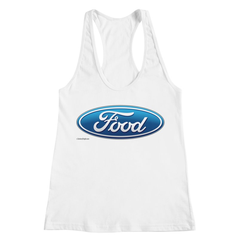Food Women's Racerback Tank by Zachary Knight | Artist Shop