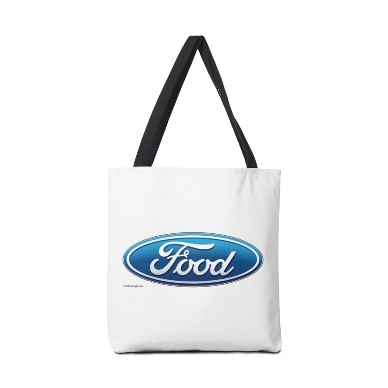 Food Accessories Tote Bag Bag by Zachary Knight | Artist Shop