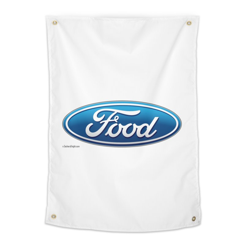 Food Home Tapestry by Zachary Knight   Artist Shop