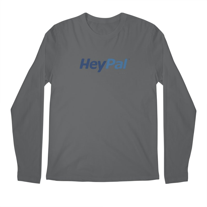 HeyPal Men's Longsleeve T-Shirt by Zachary Knight | Artist Shop