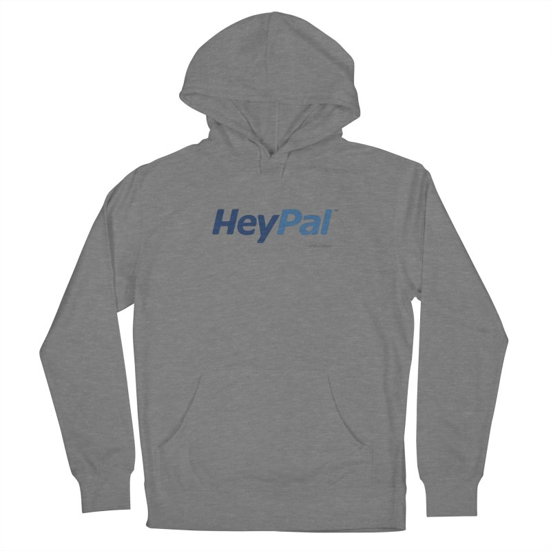 HeyPal Men's French Terry Pullover Hoody by Zachary Knight | Artist Shop