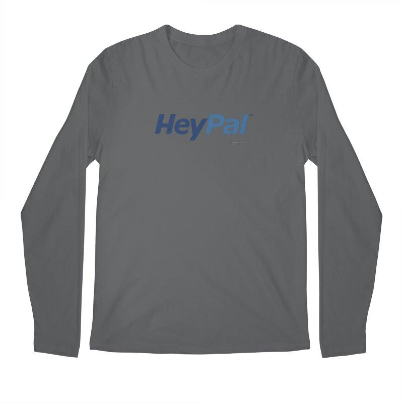 HeyPal Men's Longsleeve T-Shirt by Zachary Knight | Artist Shop