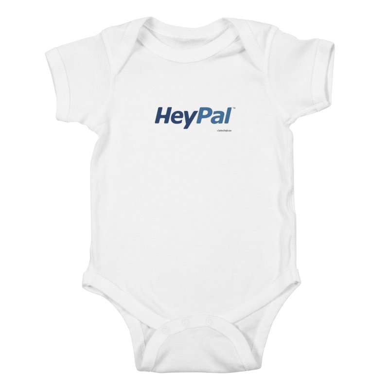 HeyPal Kids Baby Bodysuit by Zachary Knight | Artist Shop