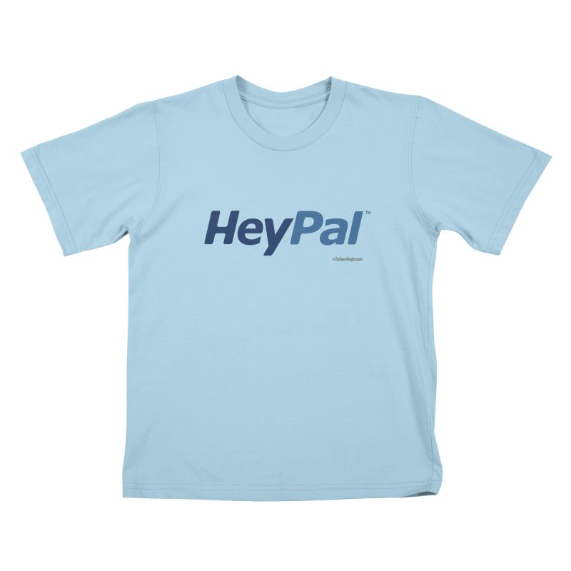 HeyPal Kids T-Shirt by Zachary Knight | Artist Shop