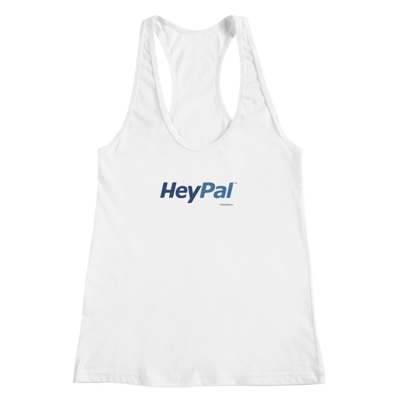 HeyPal Women's Racerback Tank by Zachary Knight | Artist Shop