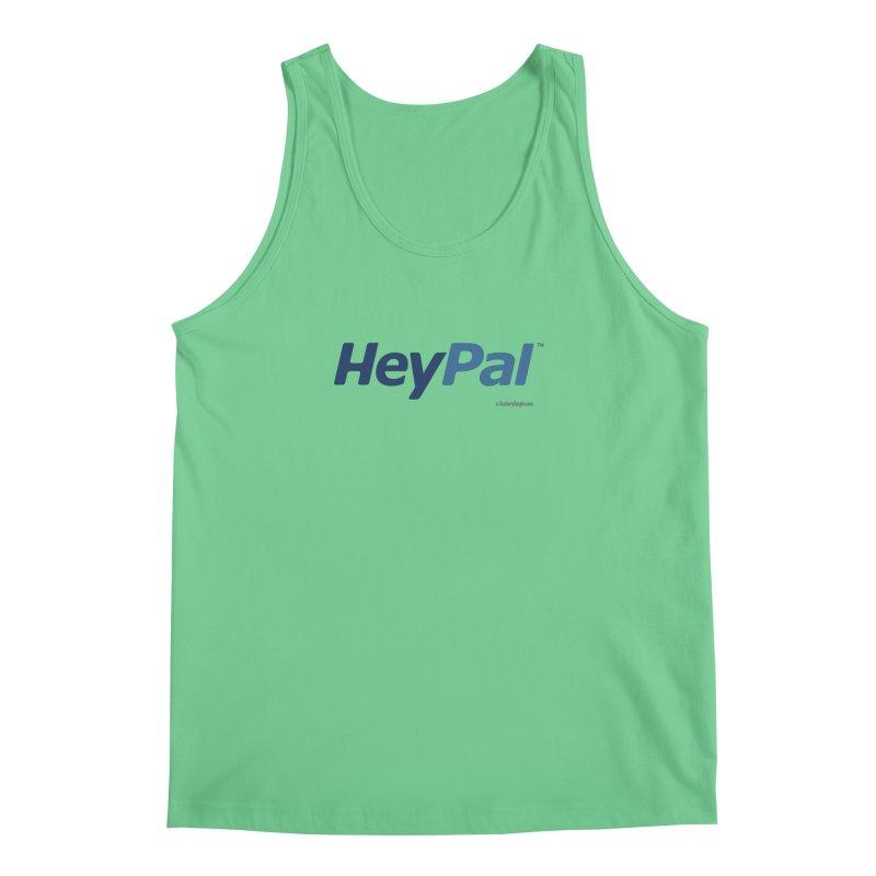 HeyPal Men's Regular Tank by Zachary Knight | Artist Shop