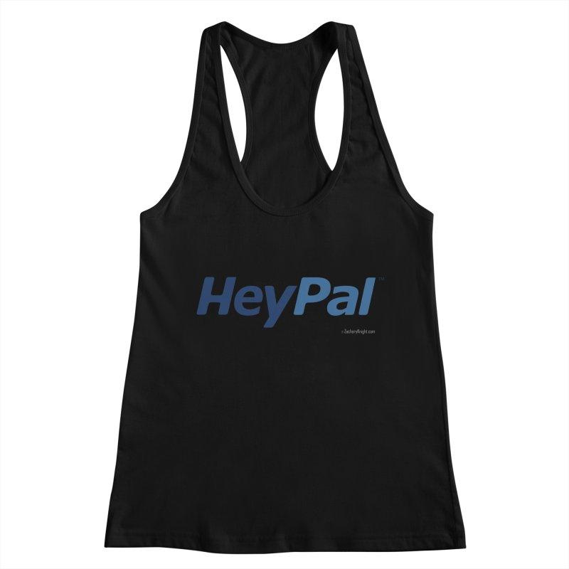 HeyPal Women's Racerback Tank by Zachary Knight | Artist Shop