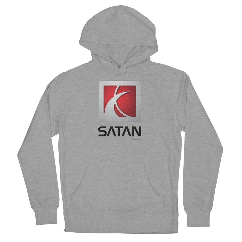 SATAN Women's Pullover Hoody by Zachary Knight | Artist Shop