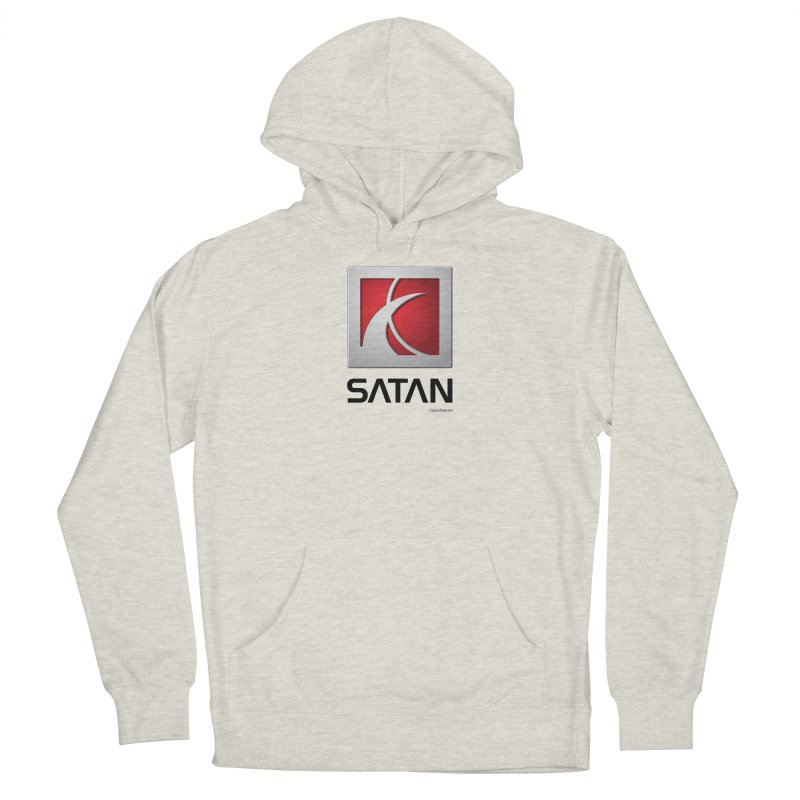 SATAN Men's Pullover Hoody by Zachary Knight | Artist Shop