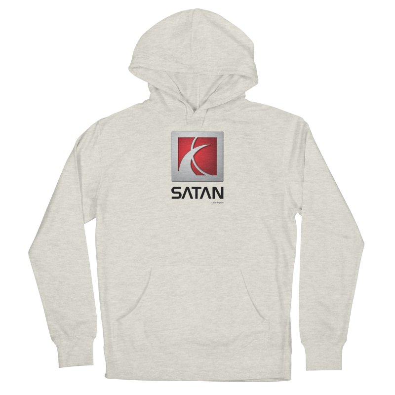 SATAN Women's Pullover Hoody by Zachary Knight   Artist Shop