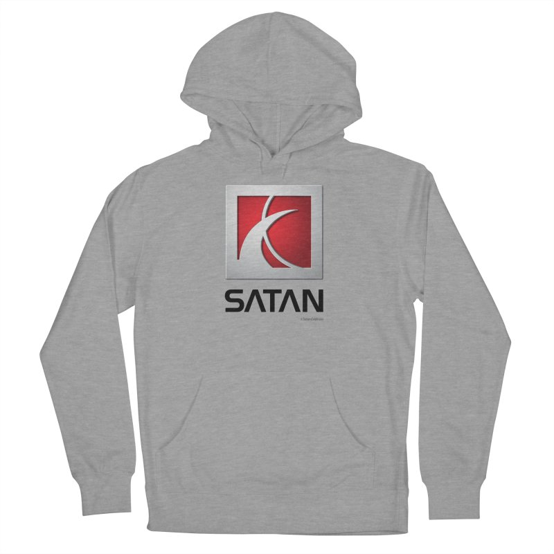 SATAN Women's Pullover Hoody by Zachary Knight | Artist Shop