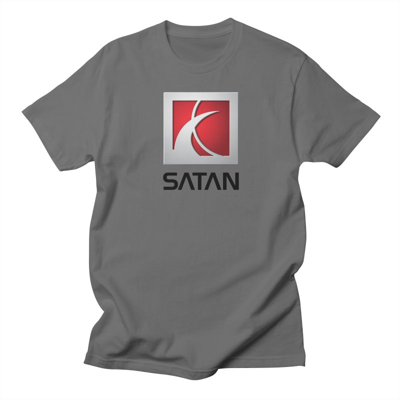 SATAN Women's Unisex T-Shirt by Zachary Knight | Artist Shop