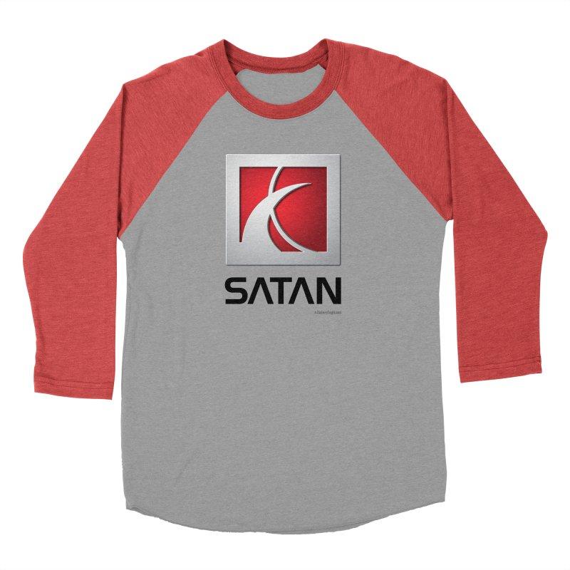 SATAN Men's Longsleeve T-Shirt by Zachary Knight | Artist Shop