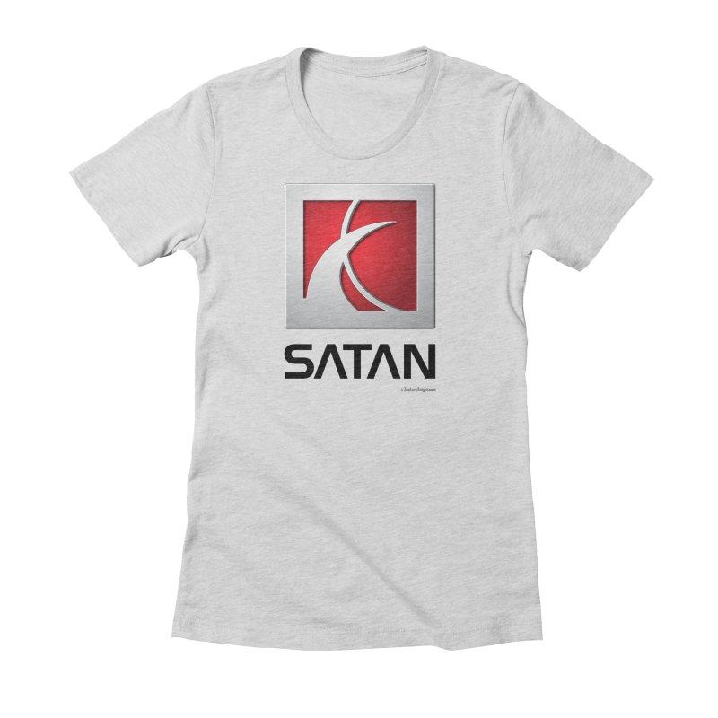 SATAN Women's T-Shirt by Zachary Knight | Artist Shop