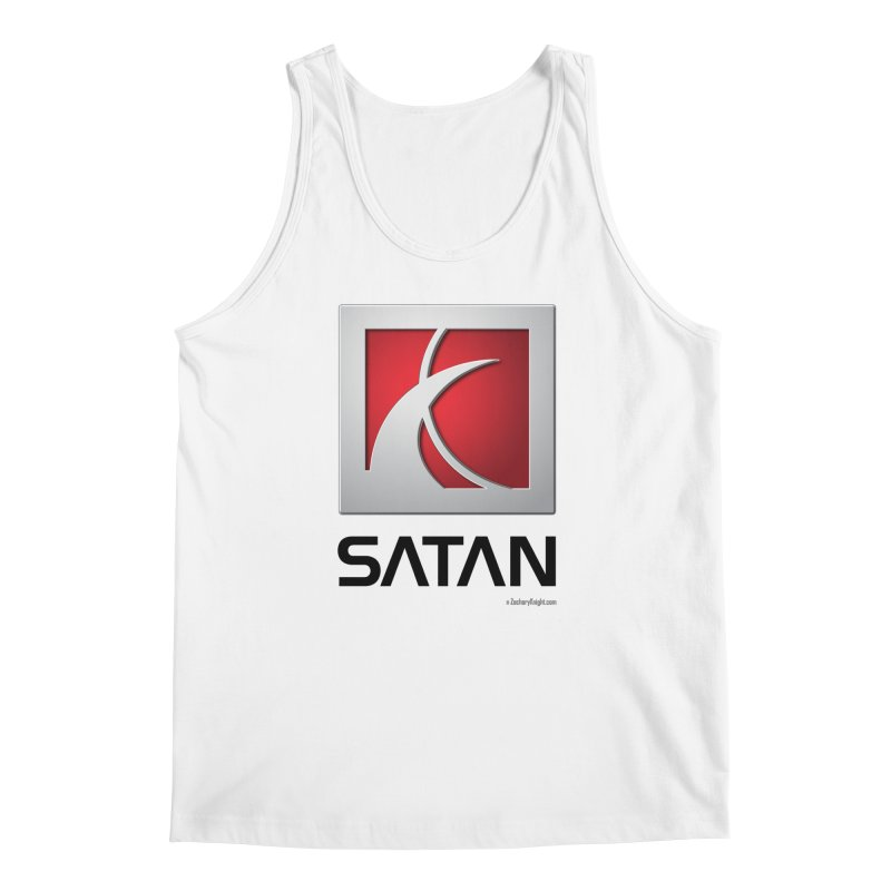 SATAN Men's Tank by Zachary Knight | Artist Shop