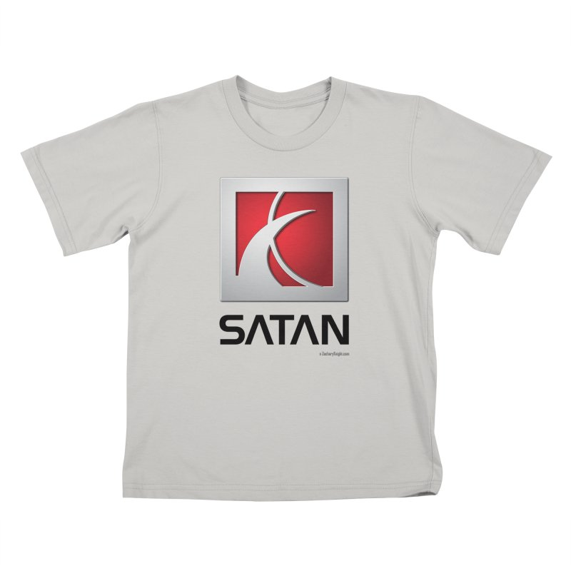 SATAN Kids T-Shirt by Zachary Knight   Artist Shop