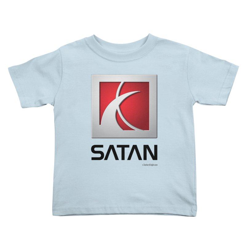 SATAN Kids Toddler T-Shirt by Zachary Knight | Artist Shop