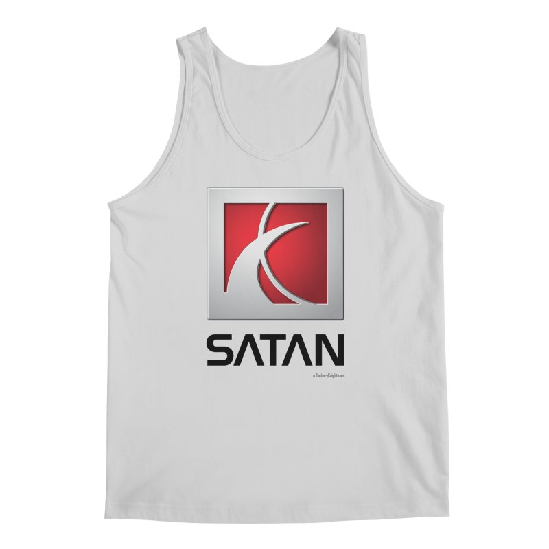 SATAN Men's Regular Tank by Zachary Knight | Artist Shop