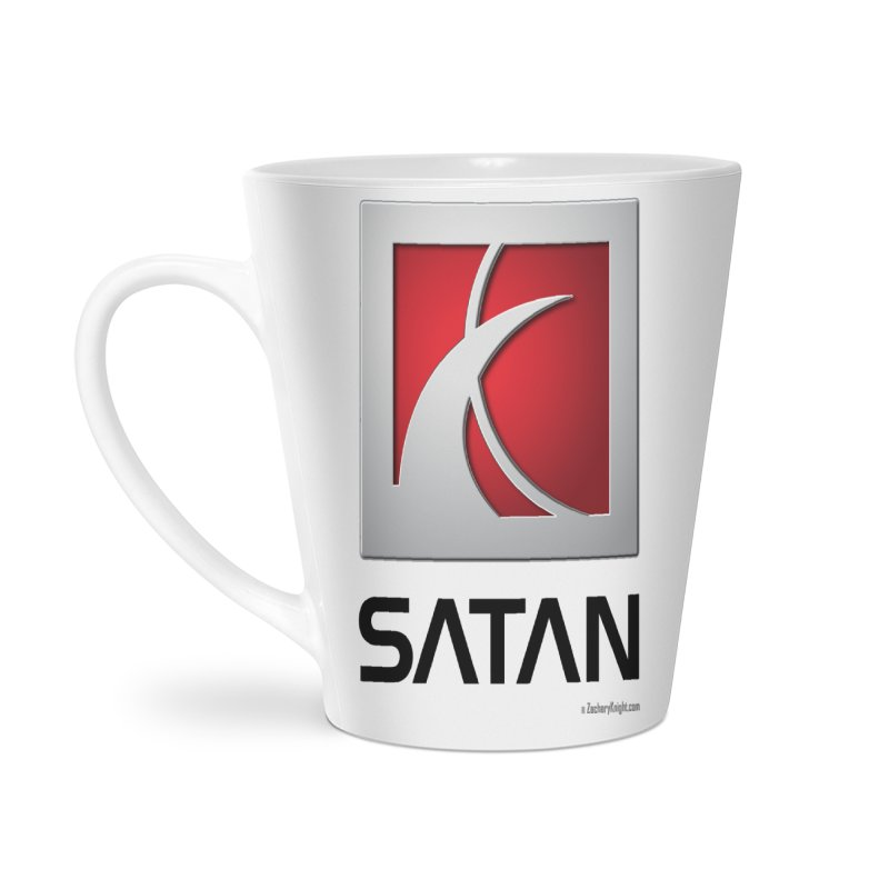 SATAN Accessories Mug by Zachary Knight | Artist Shop