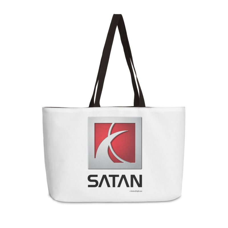 SATAN Accessories Bag by Zachary Knight | Artist Shop