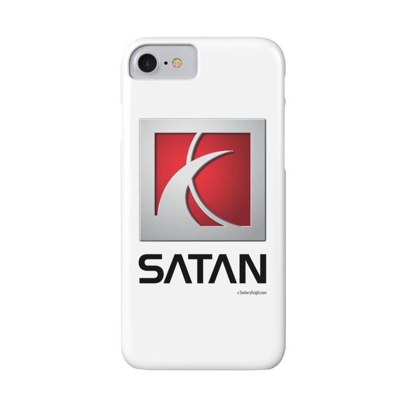 SATAN Accessories Phone Case by Zachary Knight | Artist Shop