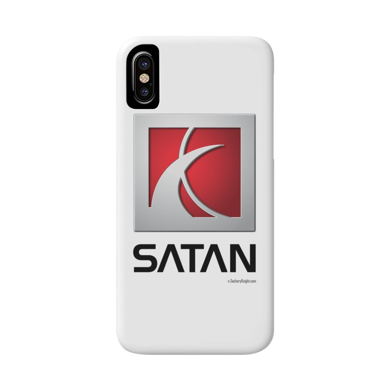 SATAN Accessories Beach Towel by Zachary Knight | Artist Shop