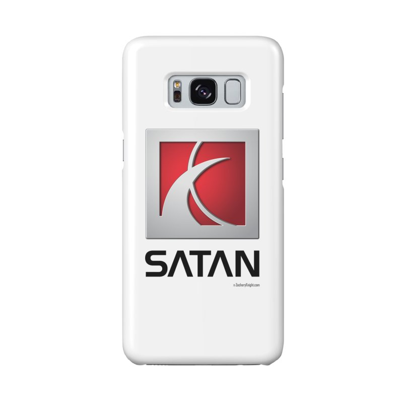 SATAN Accessories Phone Case by Zachary Knight | Artist Shop
