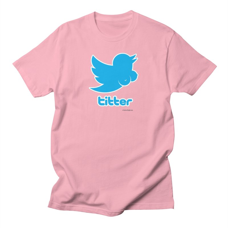 Titter Men's T-Shirt by Zachary Knight   Artist Shop