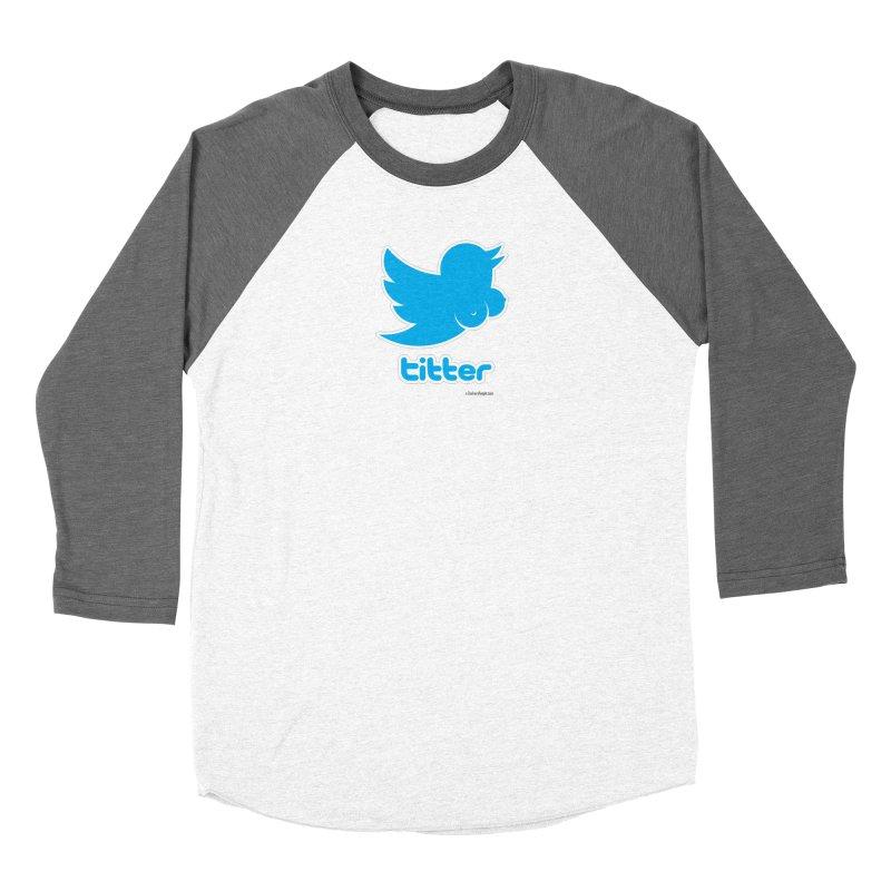 Titter Women's Longsleeve T-Shirt by Zachary Knight | Artist Shop