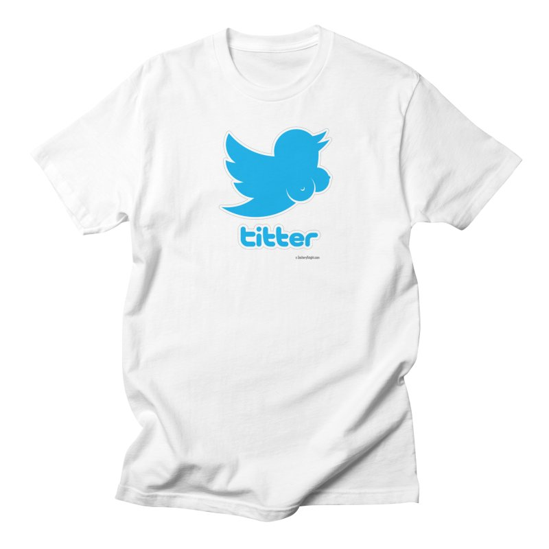 Titter Women's Regular Unisex T-Shirt by Zachary Knight | Artist Shop