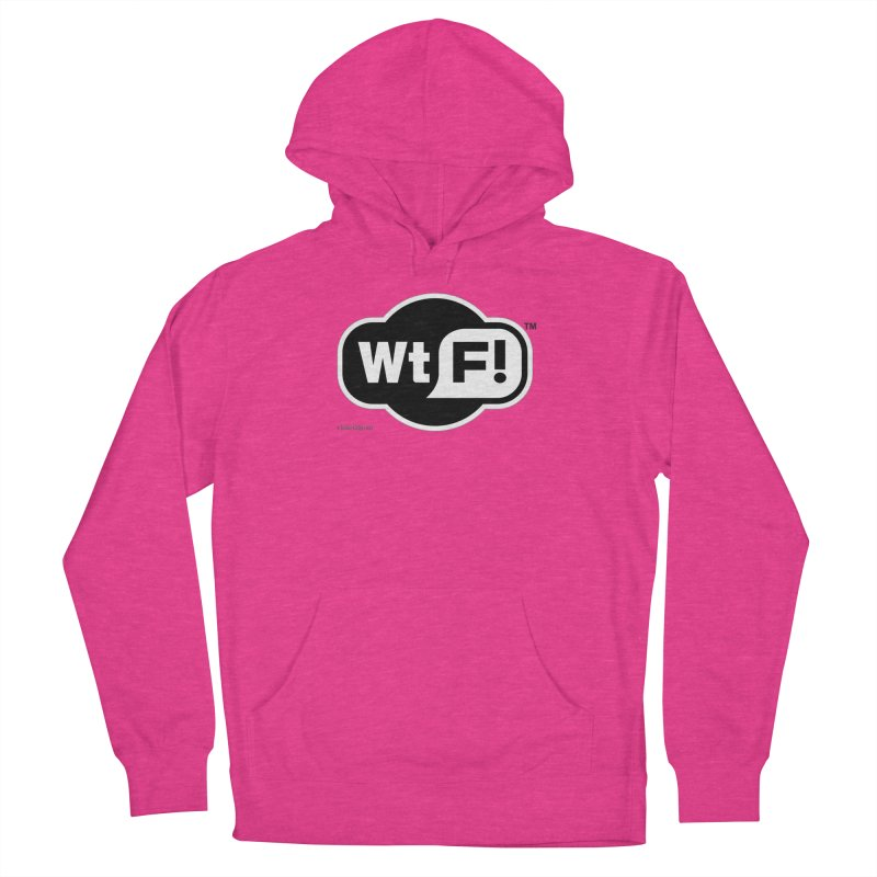 WTF! Men's Pullover Hoody by Zachary Knight | Artist Shop