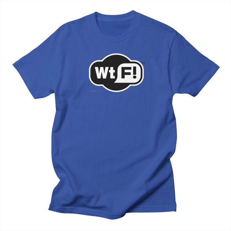 WTF! Women's T-Shirt by Zachary Knight | Artist Shop