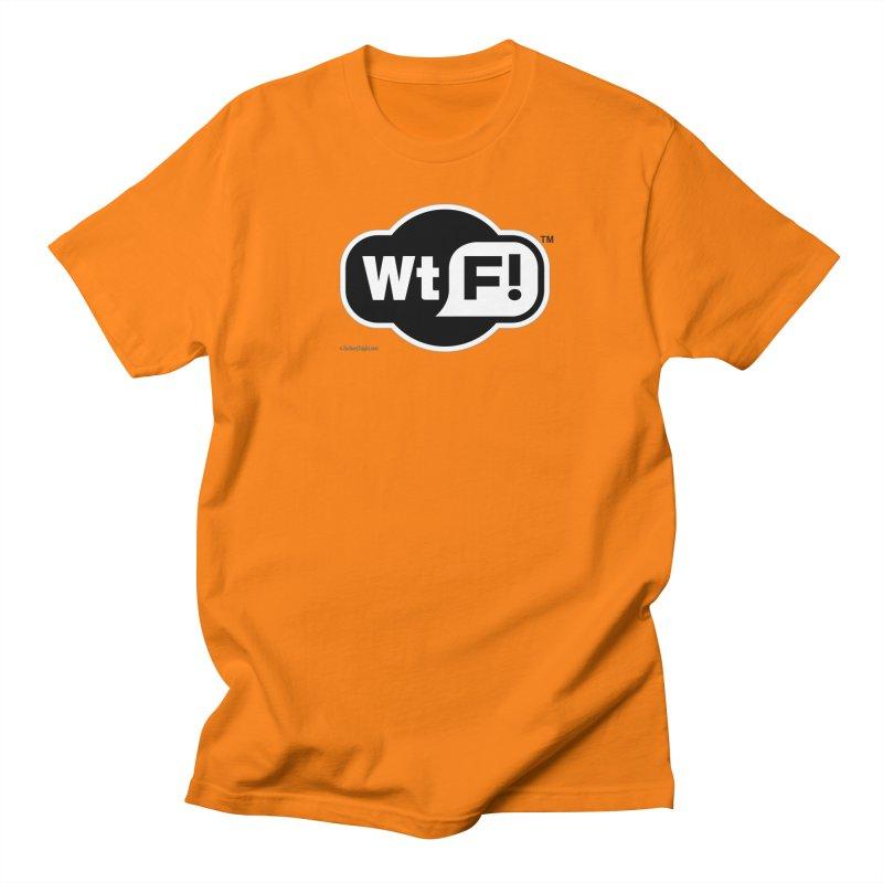 WTF! Women's T-Shirt by Zachary Knight   Artist Shop