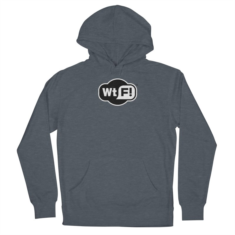 WTF! Women's Pullover Hoody by Zachary Knight | Artist Shop