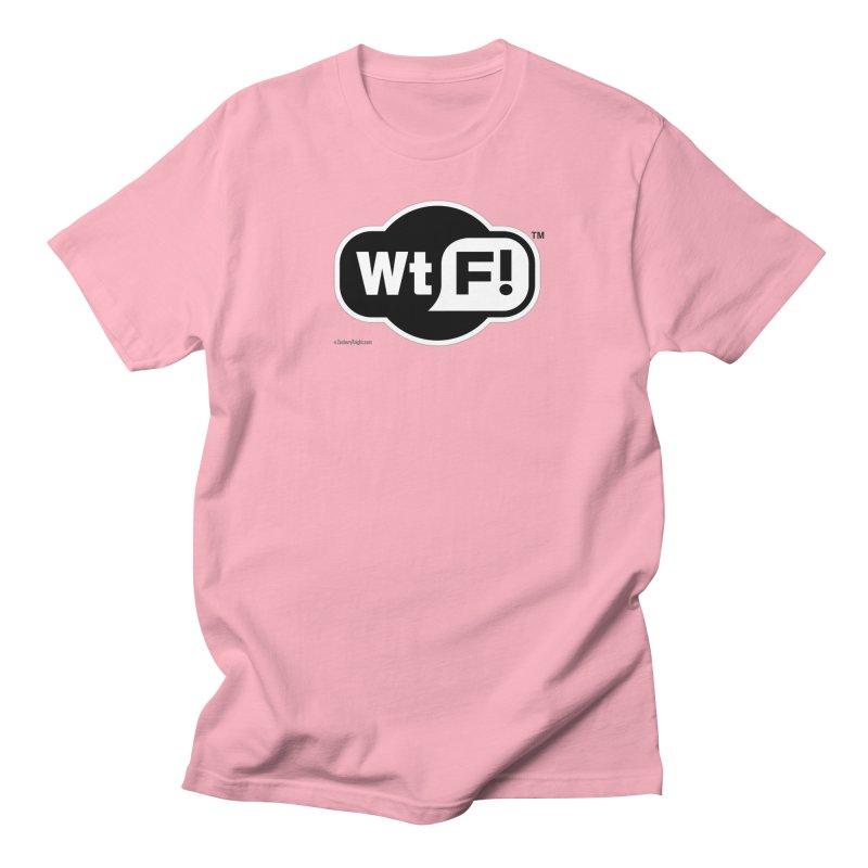 WTF! Men's T-Shirt by Zachary Knight | Artist Shop