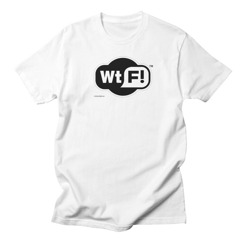 WTF! Men's T-Shirt by Zachary Knight | Artist Shop